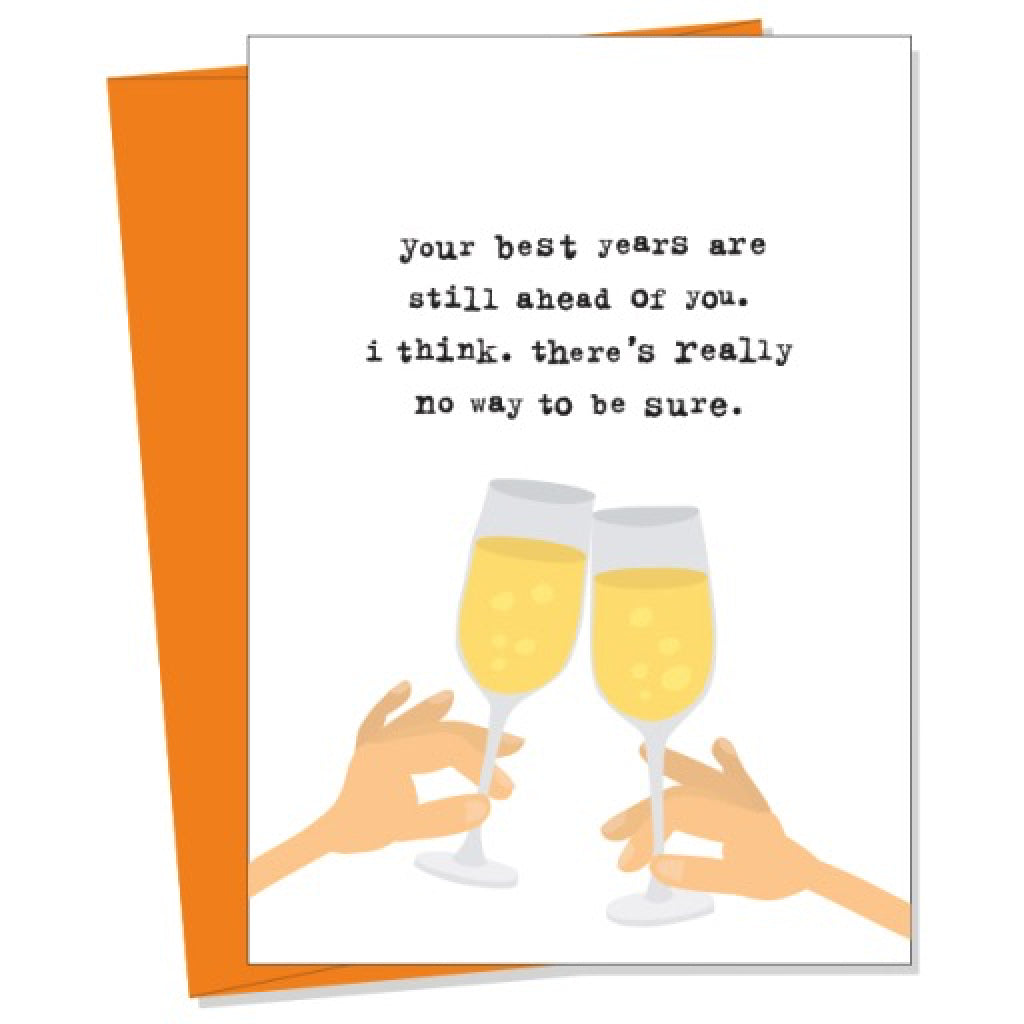Your Best Years Card