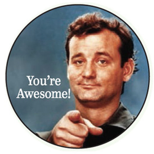 Youre Awesome Round Magnet