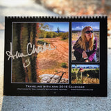 2018 Calendar - Traveling with Ann Wall Calendar