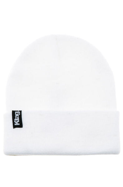 Everyday Beanie - White