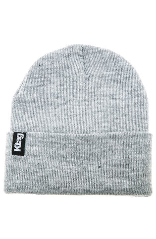 Everyday Beanie - Heather Grey