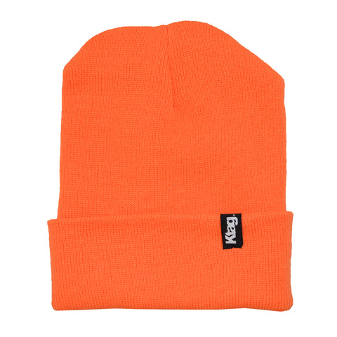 Everyday Beanie- Orange