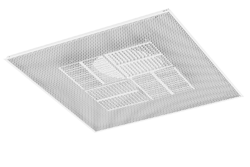 Perforated Supply Diffuser, 24X24 Module (PAS3)