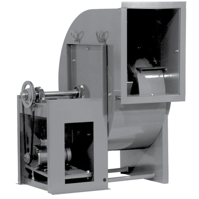 Centrifugal Vent Set Blower Backward Inclined Aluminum Wheel Steel Housing Belt Drive (CPV)