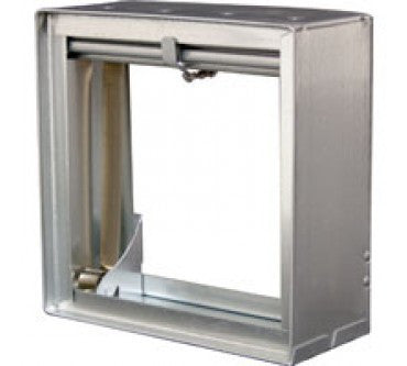 Curtain Fire Damper (D0110)