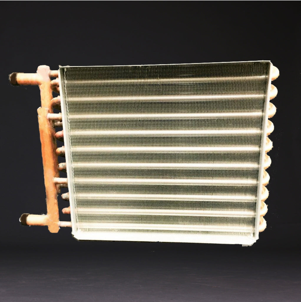 DDC Hot Water Reheat Unit Package