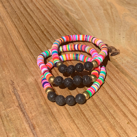 Summer Essential Oil Bracelet