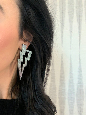 Bolts Earrings