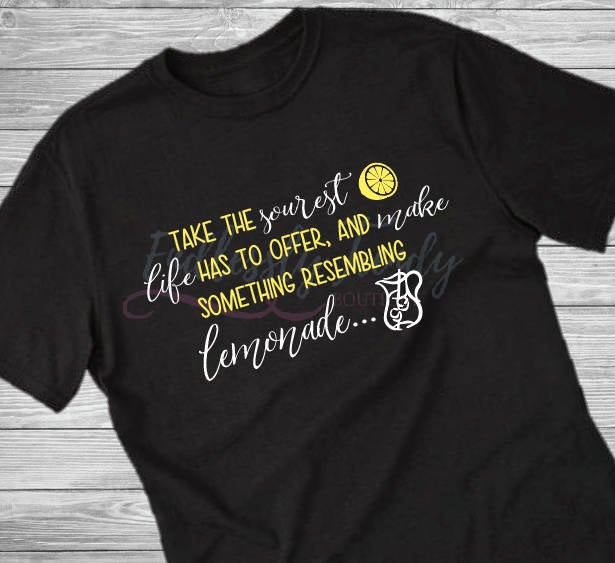 NBC's This Is Us Themed Lemonade Shirt - - Endlessly Trendy Boutique