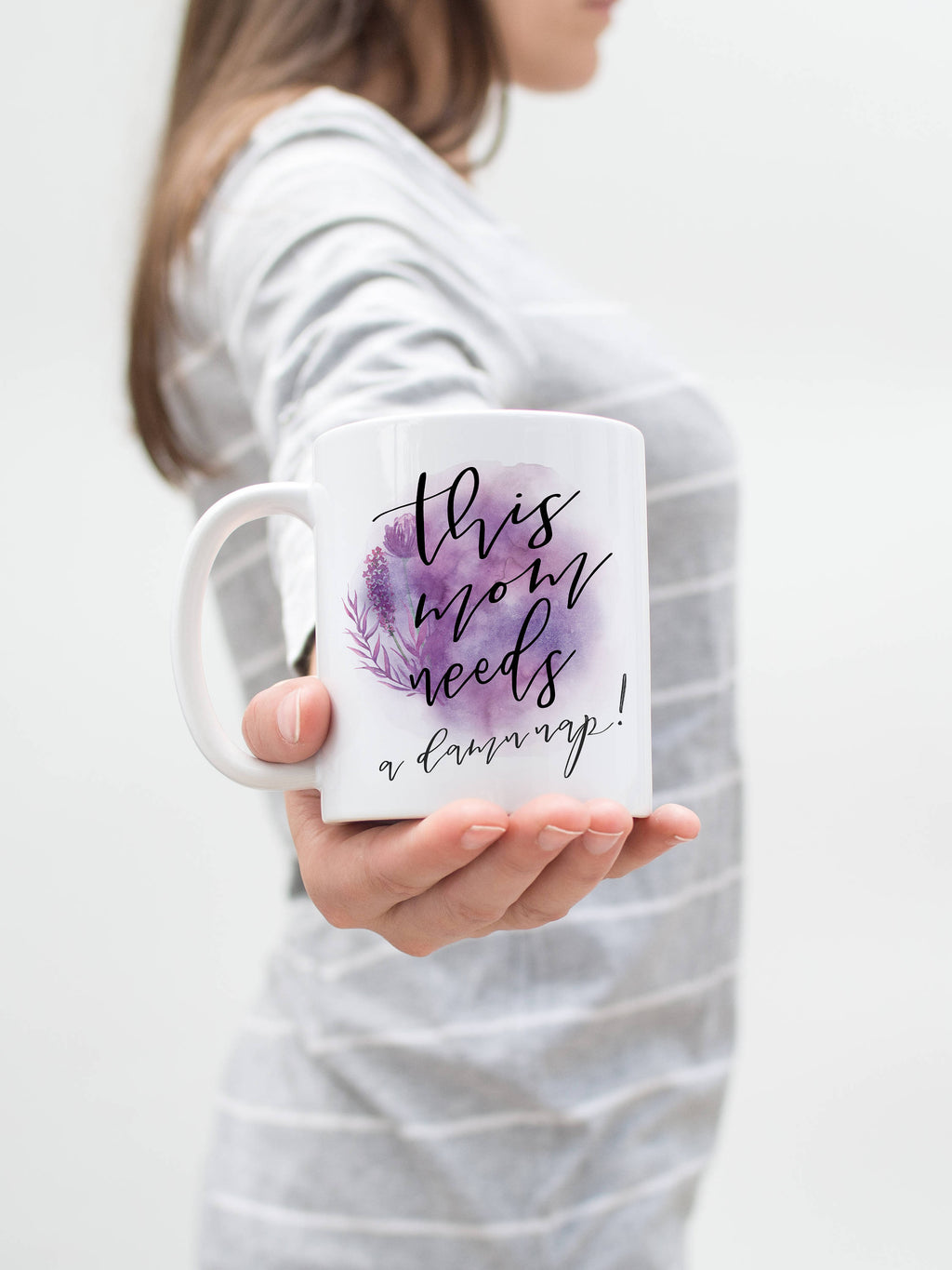 Mom Nap Mug - - Endlessly Trendy Boutique
