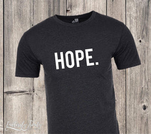 Hope Jesus Inspirational T-Shirt - - Endlessly Trendy Boutique
