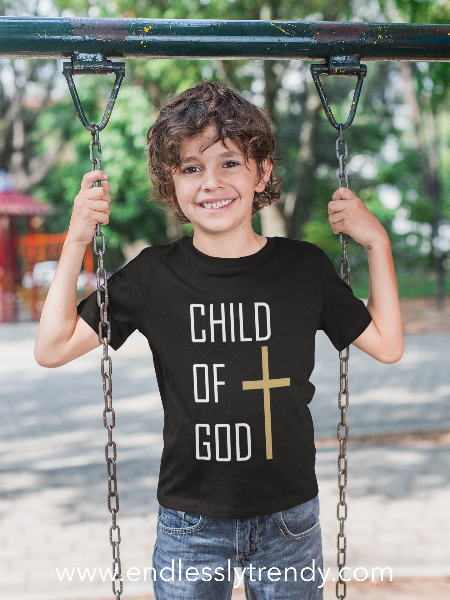 Child of God Tee - Endlessly Trendy Boutique