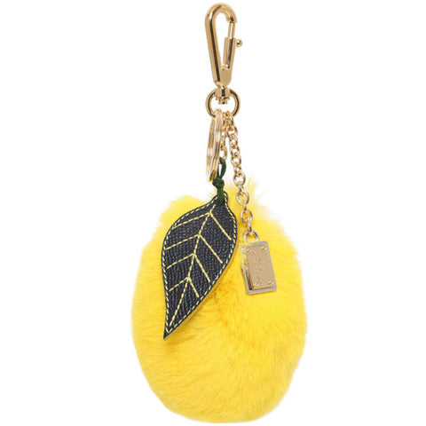 Dolce and Gabbana Sicilian Fruit Lapin Bag Charm