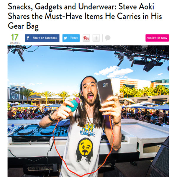 Steve Aoki People magazine