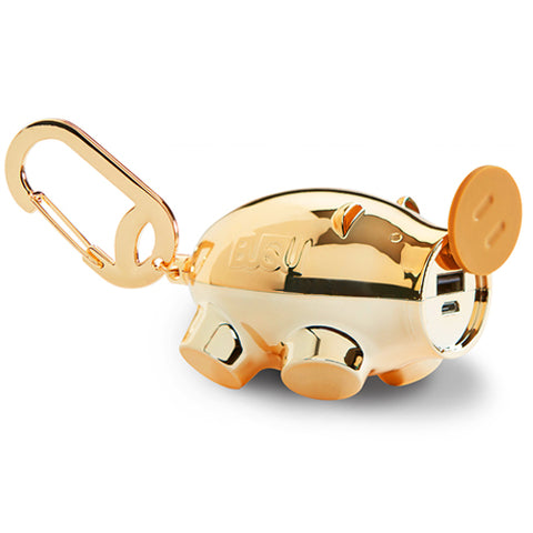 CHUBS- pig purse charm power bank