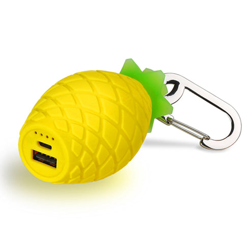 PIÑA- powerbank purse charm power bank