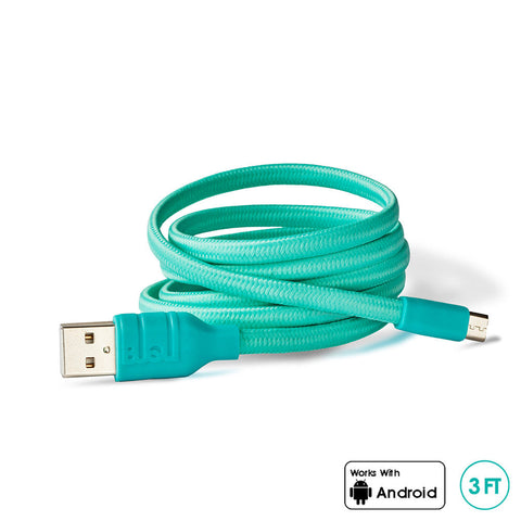 CORDZ- 6FT Micro USB Cable