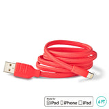 CORDZ- 6FT Lightning USB Cable - myBuQu