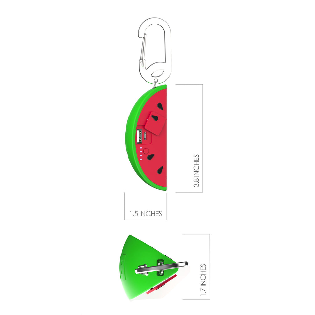 MELO- Watermelon Power Bank - myBuQu