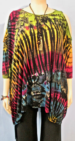 Mod Collective Artwear Presto-Chango Top - SoCal Queen