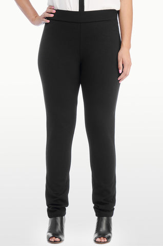 NYDJ Jodie Legging in Ponte Knit - SoCal Queen