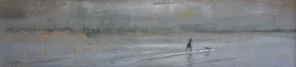 Between showers, Sandymount - Ann Flynn Art
