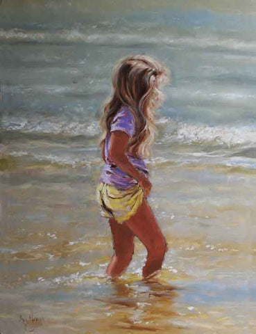 'Cool Water' - Ann Flynn Art