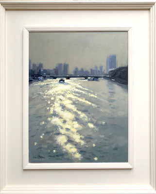 The River Thames, London - Ann Flynn Art