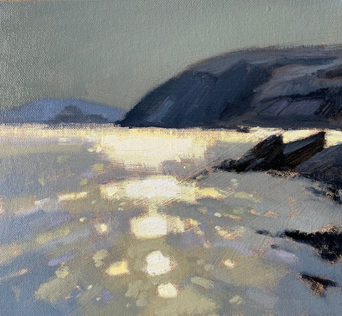 'Coumeenole beach, Kerry' - Ann Flynn Art