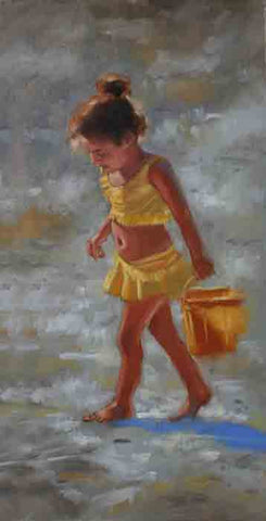'Little Dreamer' - Ann Flynn Art