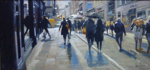 'Rainy Day, Dublin""