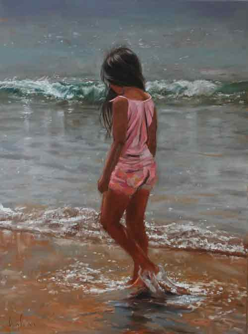 'Summer Splash' - Ann Flynn Art