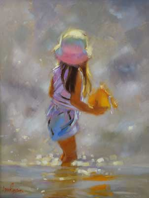'Summertime' - Ann Flynn Art