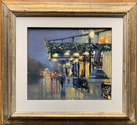 The Shelbourne Hotel, Dublin ( reserved, enquires please email) - Ann Flynn Art