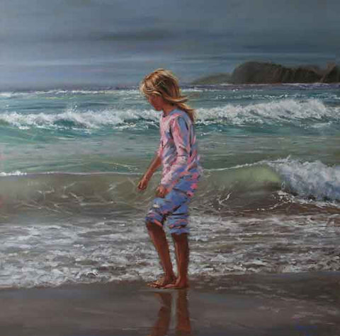 'Wild Atlantic Walk' - Ann Flynn Art