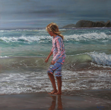 Wild Atlantic walk - Ann Flynn Art