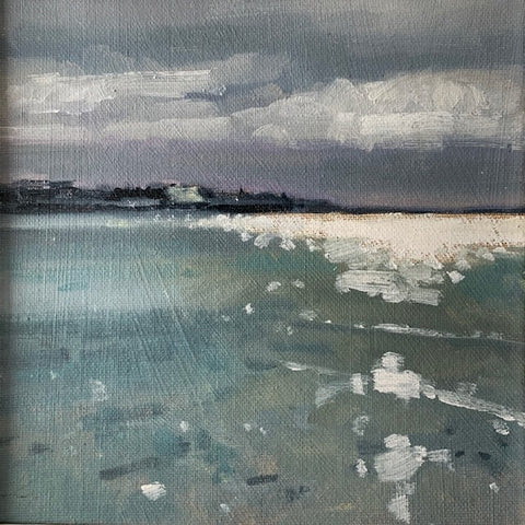 Connemara shoreline - Ann Flynn Art