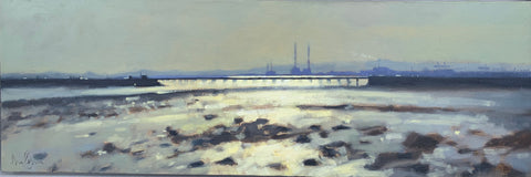 Towards Poolbeg - Ann Flynn Art