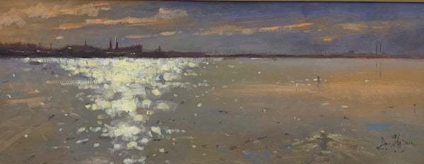 Evening Scotsman's Bay - Ann Flynn Art