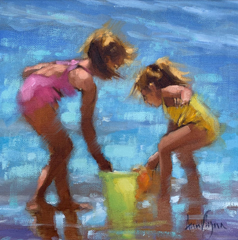 """Two's company"" - Ann Flynn Art"