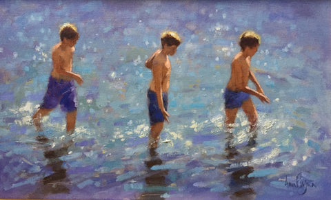 'Team work' - Ann Flynn Art
