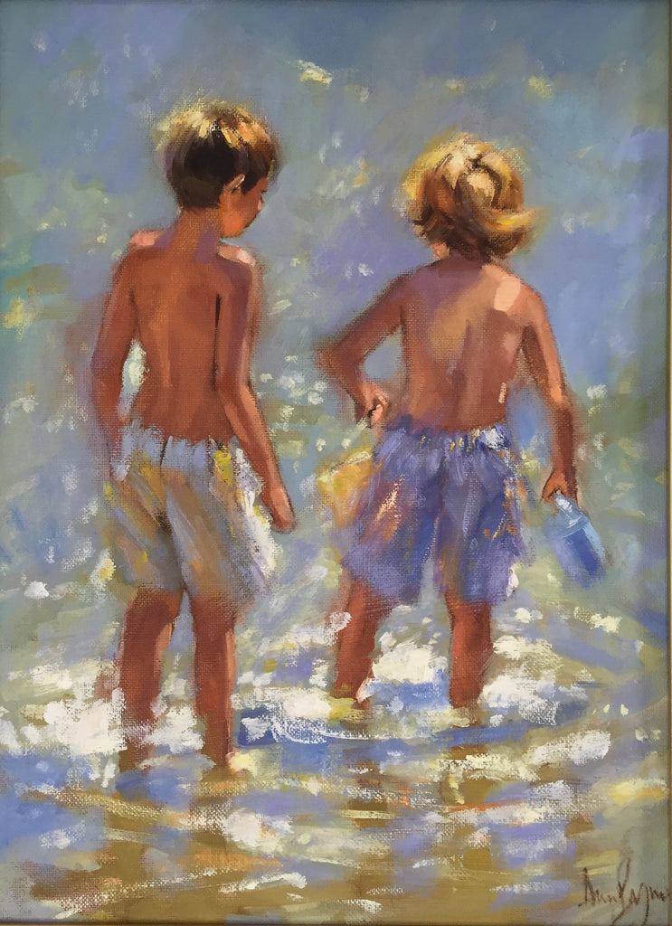 Summer Fun - Ann Flynn Art
