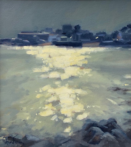 Morning, Sandycove - Ann Flynn Art