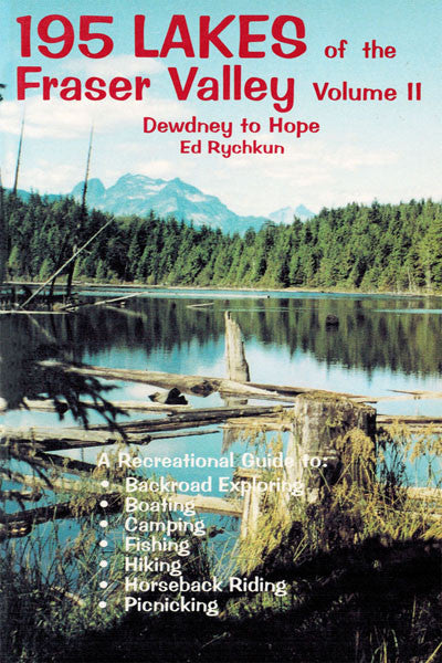 195 Lakes: Dewdney to Hope