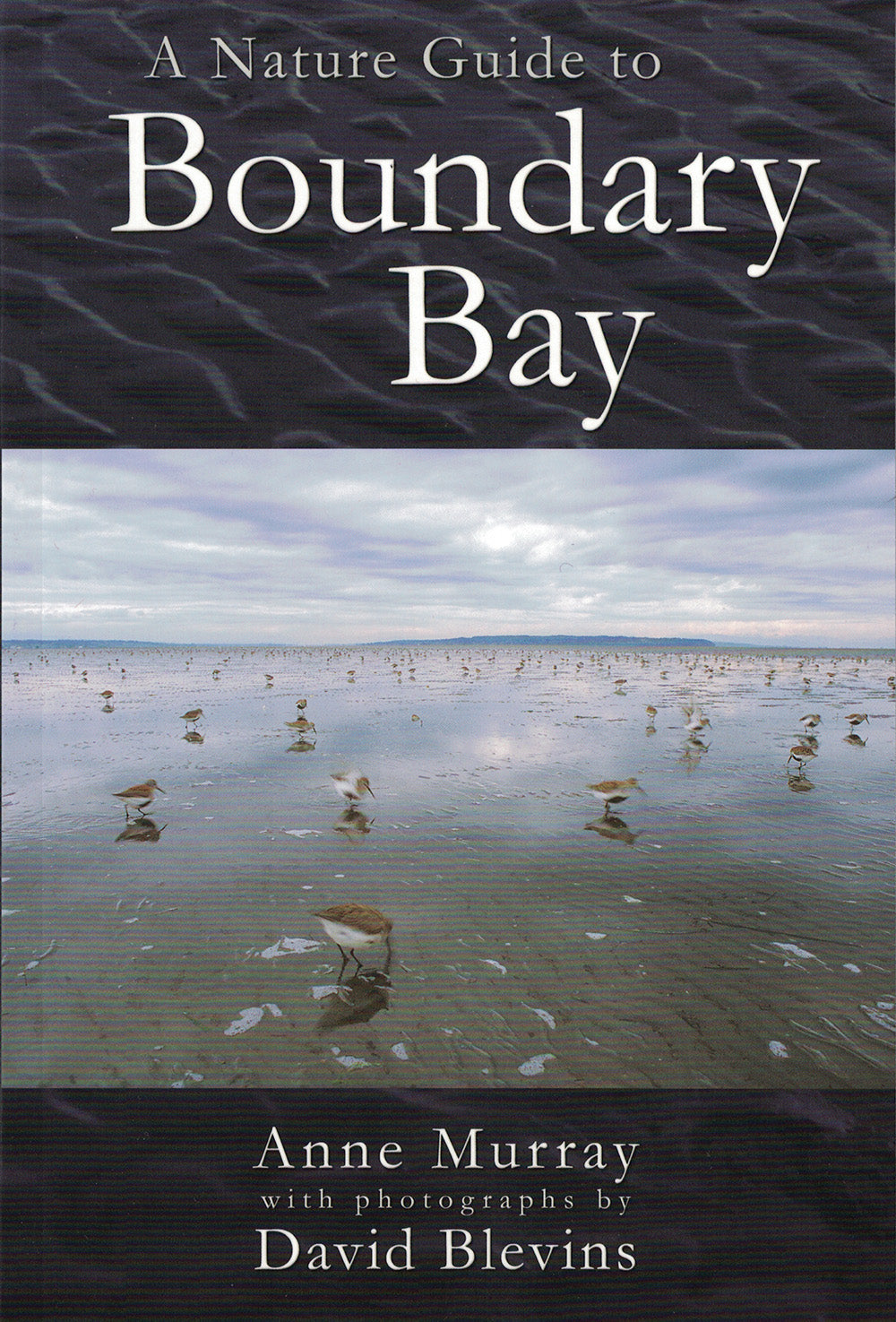 A Nature Guide To Boundary Bay By Anne Murray Hancock House Publishers