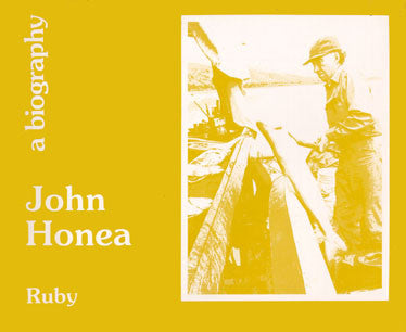 Alaska Biography Series #9 - John - Honea