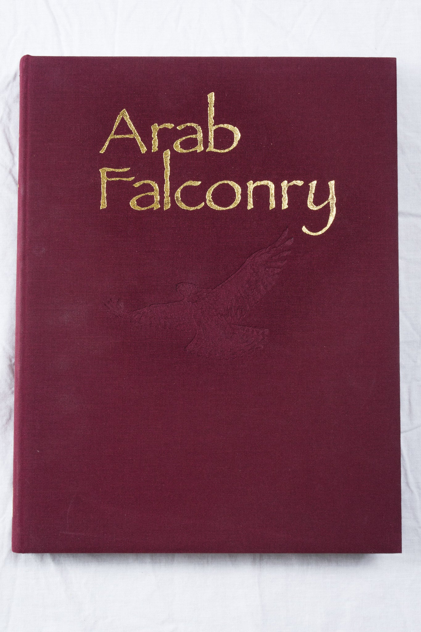 Arab Falconry: history of a way of life