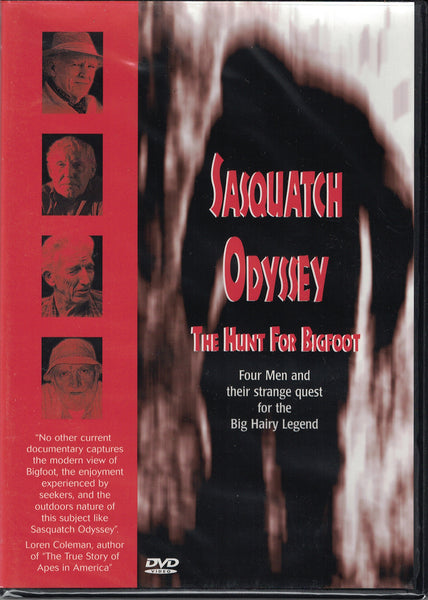Sasquatch Odyssey: the hunt for Bigfoot