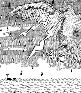 Children of the Thunderbird: legends and myths from the west coast