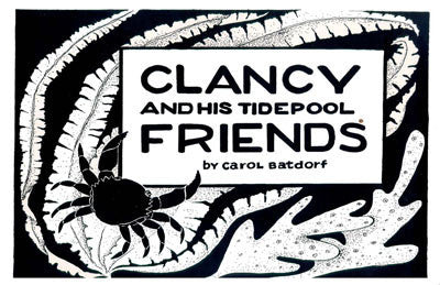 Clancy & Tide Pool Friends